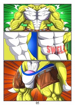 muscle-mobius-1006 free hentai comics