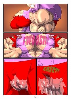 muscle-mobius-1017 free hentai comics