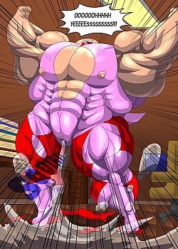 muscle-mobius-1018 free hentai comics