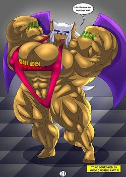 muscle-mobius-1022 free hentai comics