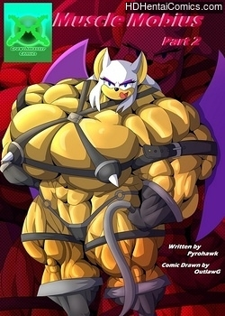 Porn Comics - Muscle Mobius 2 Comic Porn