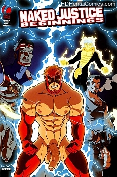 Naked Justice - Beginnings 1 Hentai Comics