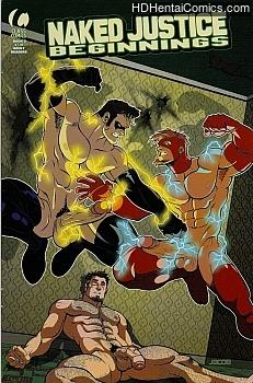 Naked Justice - Beginnings 2 Porn Comics