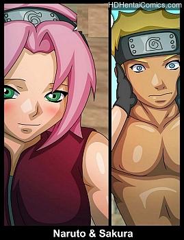 Porn Comics - Naruto & Sakura Hentai Comics