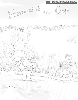 Nevermind The Gap Hentai Comics