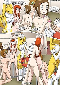 new-playmates048 free hentai comics