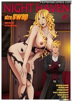 Porn Comics - Night Haven Size Swap 1 Hentai Manga