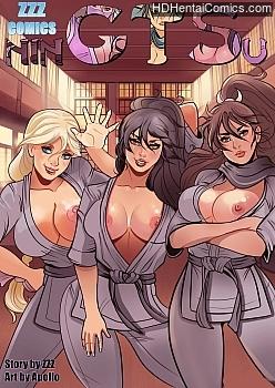 Porn Comics - Ningtsu Porn Comics