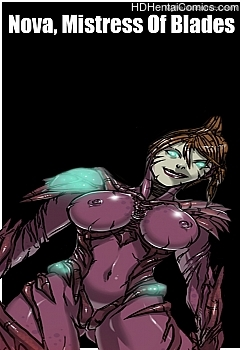 Porn Comics - Nova, Mistress Of Blades Hentai Comics