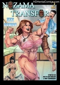 Porn Comics - Nozama Transfer 2 Sex Comics