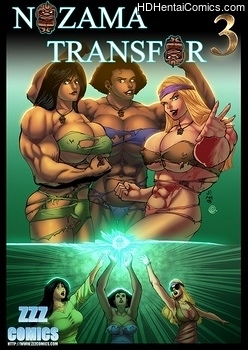 Porn Comics - Nozama Transfer 3 XXX Comics