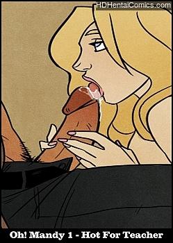 Porn Comics - Oh! Mandy 1- Hot For Teacher Comic Porn
