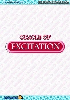 Porn Comics - Oracle Of Excitation Sex Comics