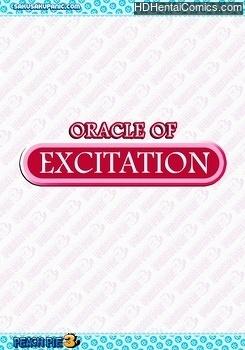 Porn Comics - Oracle Of Excitation Sex Comics