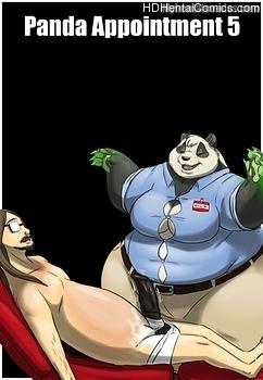 Porn Comics - Panda Appointment 5 free hentai Comic