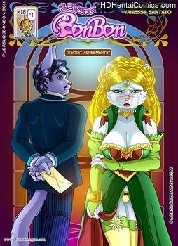 Porn Comics - Pleasure Bon Bon 9 – Secret Agreements Adult Comics