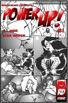 Porn Comics - Powerup 1 Hentai Manga