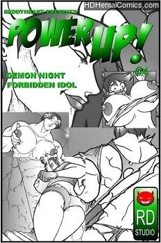 Porn Comics - Powerup 4 Hentai Comics