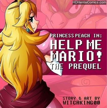 Princess Peach – Help Me Mario! XXX Comics