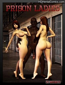 Porn Comics - Prison Ladies 1 Hentai Manga