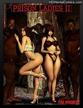 Porn Comics - Prison Ladies 2 Porn Comics