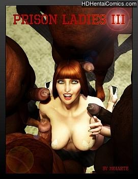 Porn Comics - Prison Ladies 3 Comic Porn