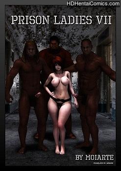 Porn Comics - Prison Ladies 7 Sex Comics