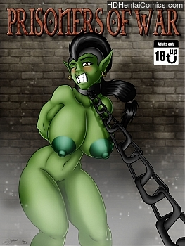 Porn Comics - Prisoners Of War Comic Porn