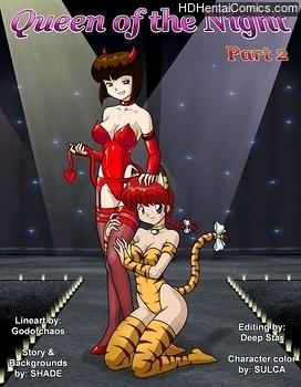 Porn Comics - Queen Of The Night 2 Adult Comics