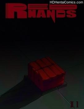 Porn Comics - Red Hands 1 manga hentai
