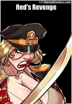 Porn Comics - Red's Revenge adult comic