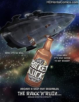 Porn Comics - Rocket Cock Comic Porn
