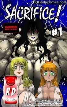 Porn Comics - Sacrifice 1 XXX Comics