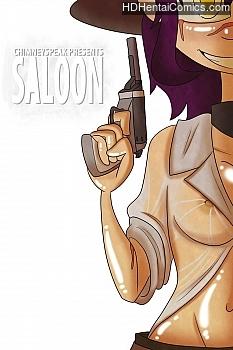 Porn Comics - Saloon Porn Comics
