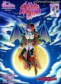 Porn Comics - Scarlet Blut 1 – To Save The Castle Adult Comics