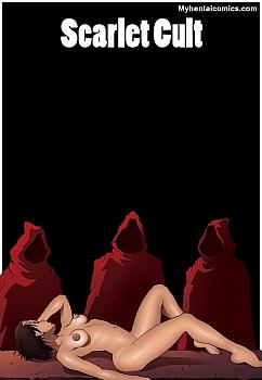 Porn Comics - Scarlet Cult Porn Comics