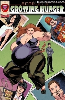 Porn Comics - Scarlet's Growing Hunger 1 Sex Comics