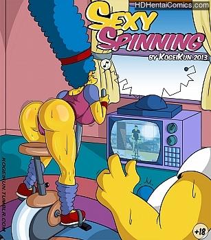 Porn Comics - Sexy Spinning Hentai Comics