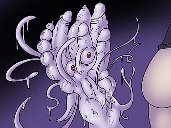 shapeshifter-1-2-and-3119 free hentai comics
