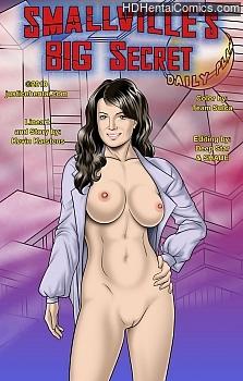 Porn Comics - Smallville's Big Secret Hentai Comics