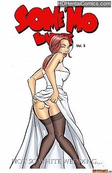 Porn Comics - Some Mo Butts 3 – Not So White Wedding XXX Comics