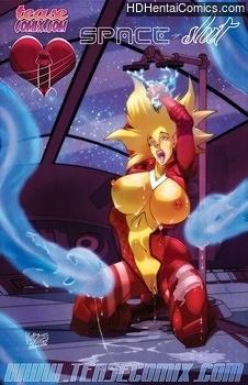 Porn Comics - Space Slut XXX Comics