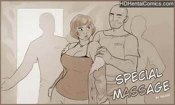 Porn Comics - Special Massage free hentai Comic