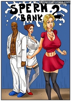Porn Comics - Spermbank 2 Hentai Comics