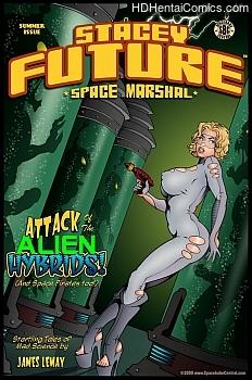 Porn Comics - Stacey Future 2 Hentai Manga