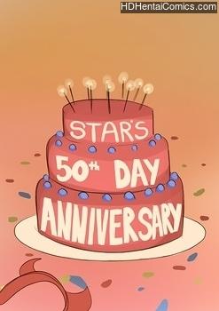Porn Comics - Star's 50th Day Anniversary XXX Comics