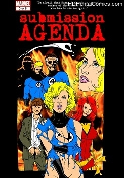 Porn Comics - Submission Agenda 5 – The Invisible Woman Sex Comics