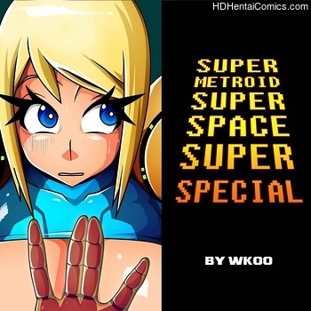 Super Metroid Super Space Super Special XXX Comics