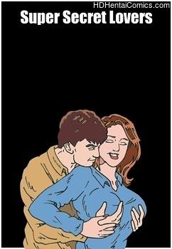 Super Secret Lovers Porn Comics