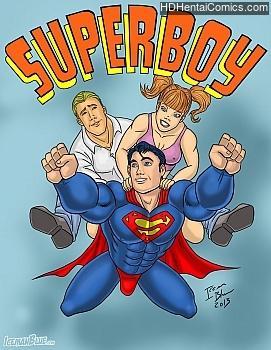 Porn Comics - Superboy Sex Comics